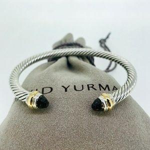 David Yurman Classic Cable Bracelet Smokey